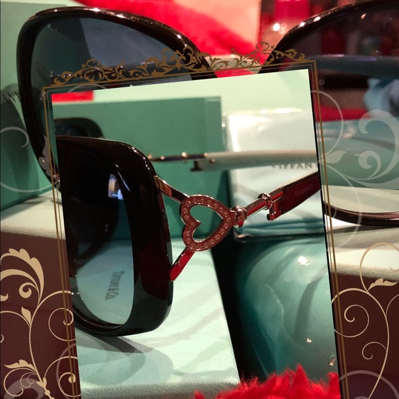 e6741b600b19 Tiffany   Co Sunglasses Bling 💍 on side. M 5ac447f350687c19324192a1. Other  Accessories ...